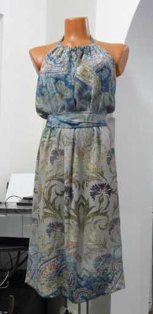 Шьем красивое платье-фартук буквально за час видео мастер-класс