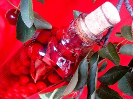 Вишнeвая (ягодная) наливка без добавления спирта
