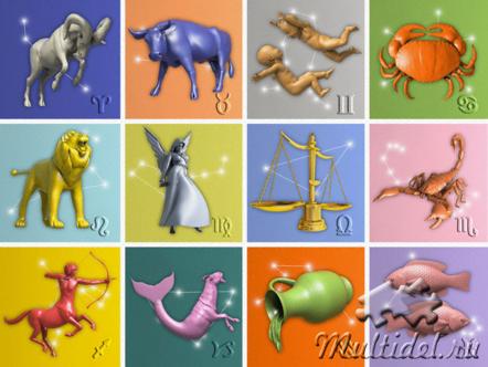 Диета по гороскопу