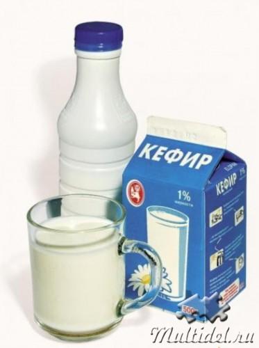 Трехдневная молочная белковая диета