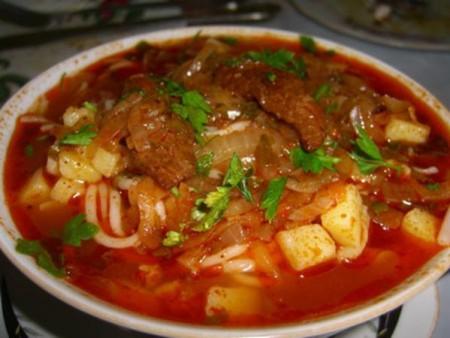 Немного узбекской кухни Лагман