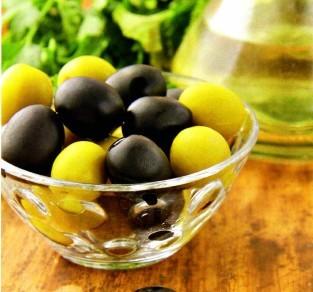 Все об оливках Черные и зеленые