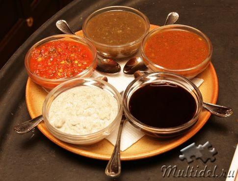 Варианты маринадов для мяса