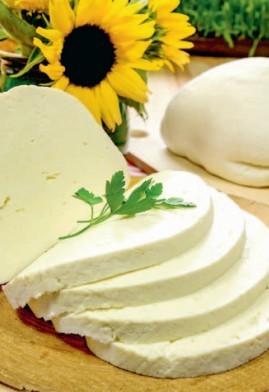 Адыгейский сыр - родственник брынзы, феты, моцареллы
