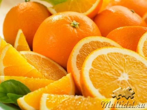 Апельсинад- домашний напиток из апельсинов