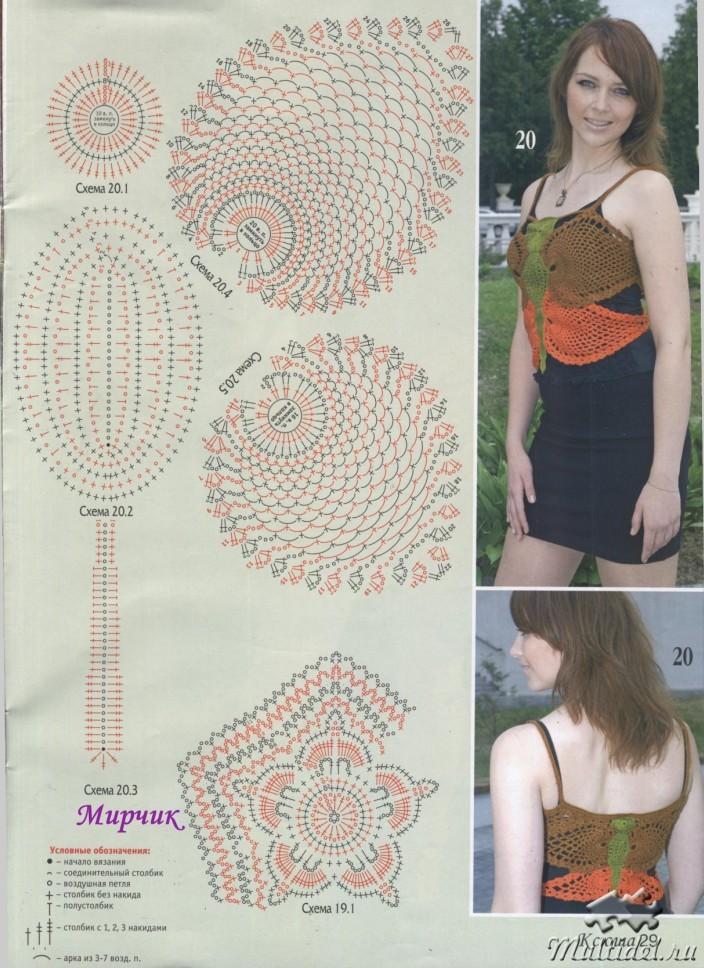 Вязание спицами/Knitting 66