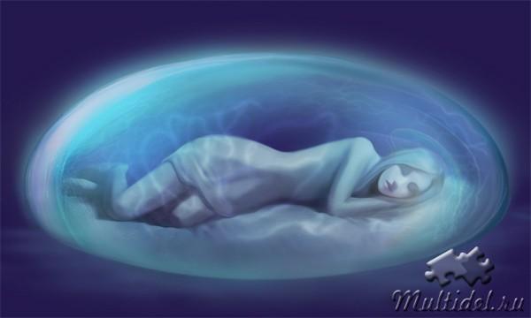 Сны морфеи