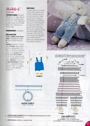 """Журнал """"Mailles"""" ,вязание крючком."""