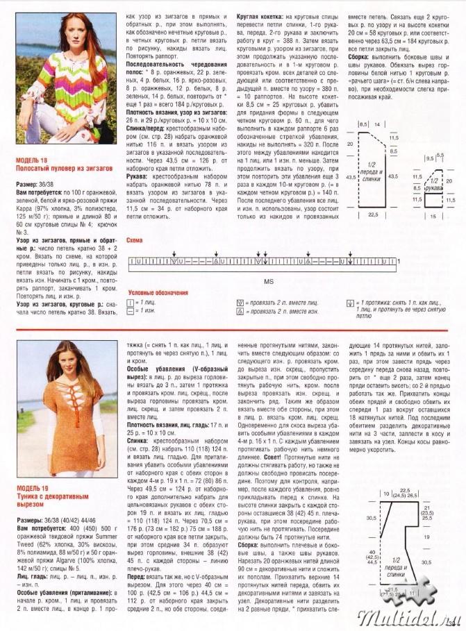 Журналы по вязанию. Скачать журналы по рукоделию 4