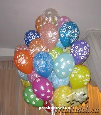 Воздушные шары для праздника в Одессе