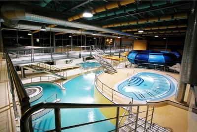Крупный ТРЦ с аквапарком в Липецке