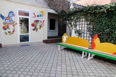 """Самый лучший детский садик """"Знайка"""" в Одессе"""